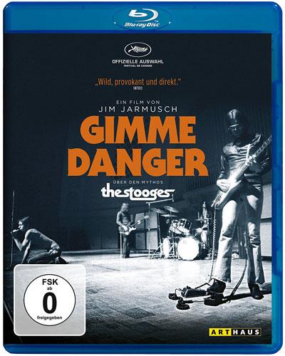 Gimme Danger (BR)  The Stooges Min:  DD5.1WS      MusikDoku