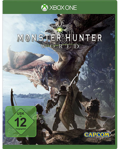 Monster Hunter World  XB-One