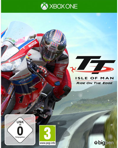TT Isle of Man  XB-One Tourist Trophy