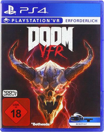 VR Doom  PS-4 Aim Controller kompatibel
