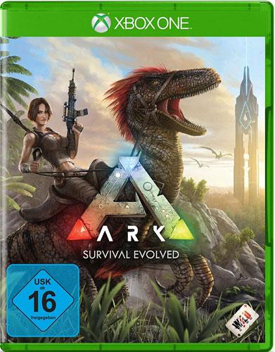 Ark Survival Evolved  XB-One