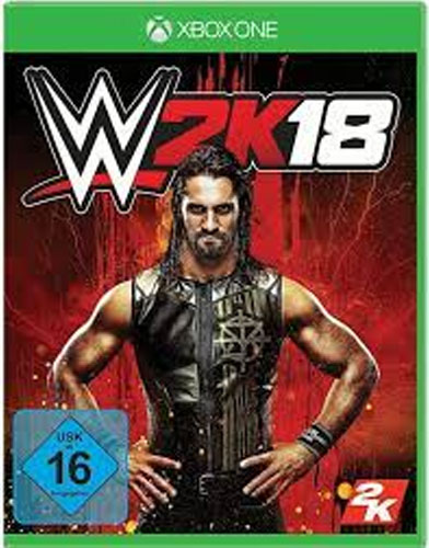 WWE  2k18  XB-ONE