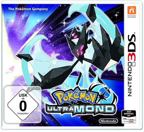 Pokemon   Ultramond  3DS