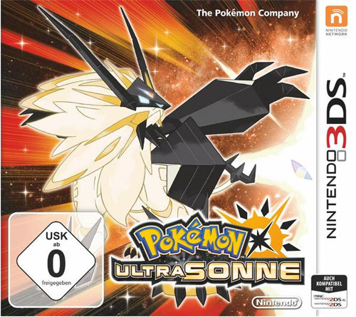 Pokemon   Ultrasonne  3DS