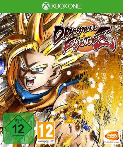 DBZ  FighterZ  XB-ONE Dragon Ball