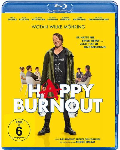 Happy Burnout (BR) Min: 102DD5.1WS