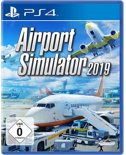 Airport Simulator 2019  PS-4