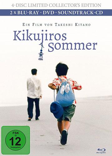 Kikujiros Sommer (BR+DVD) LCE 4Disc Min: 122DDWS   inkl. Soundtrack