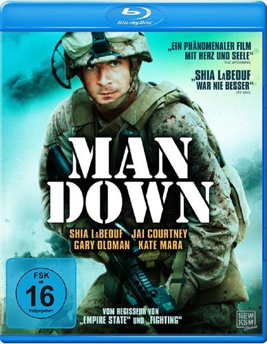 Man Down (BR) Min: 93DD5.1WS