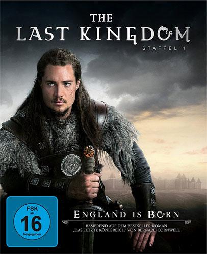 The Last Kingdom - Staffel 1 BR