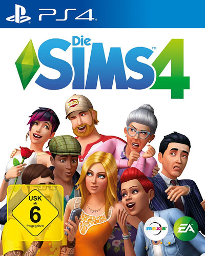 Sims  4  PS-4