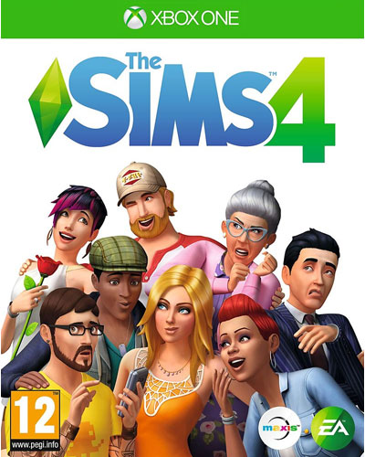 Sims  4  XB-One  AT