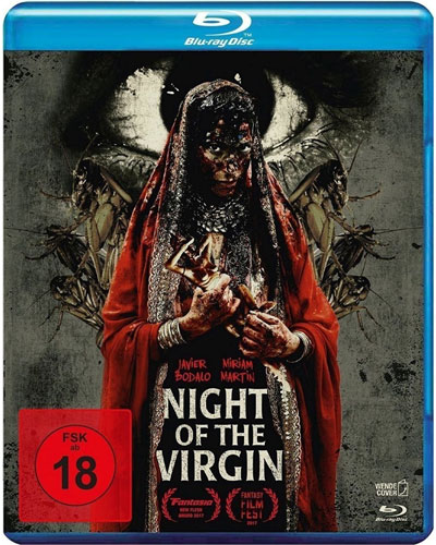 The Night of the Virgin BR KEINE Jugendfreigabe