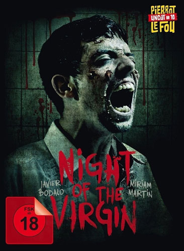 The Night of the Virgin LE KJ Limited Mediabook