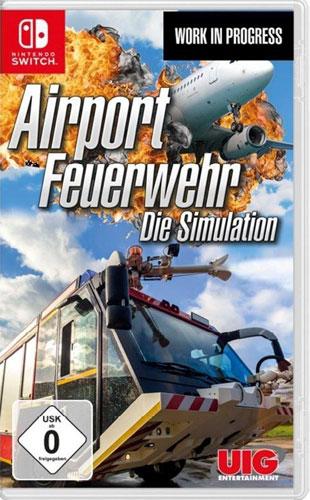 Airport Feuerwehr  SWITCH Die Simulation