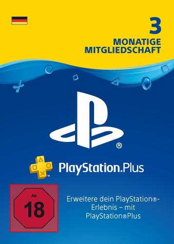 PSN Code   3 Monate NEU  PlayStation+ Code wird als PDF Datei geliefert PlayStation Network