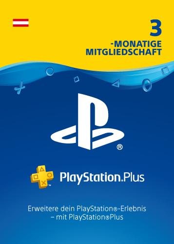 PSN Code   3 Monate NEU AT PlayStation+ Code wird als PDF Datei geliefert PlayStation Network