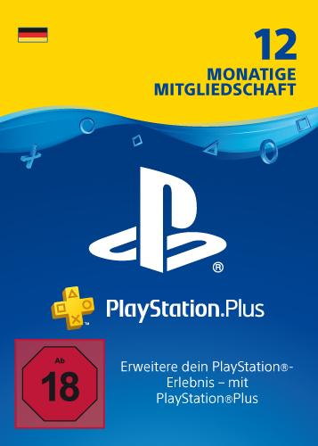 PSN Code  12 Monate NEU  PlayStation+ Code wird als PDF Datei geliefert PlayStation Network