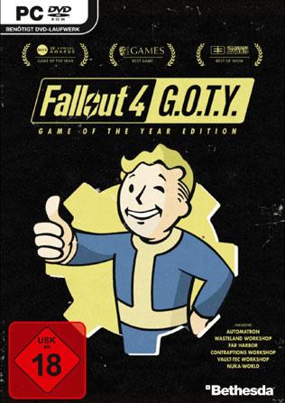 Fallout  4  PC  GOTY