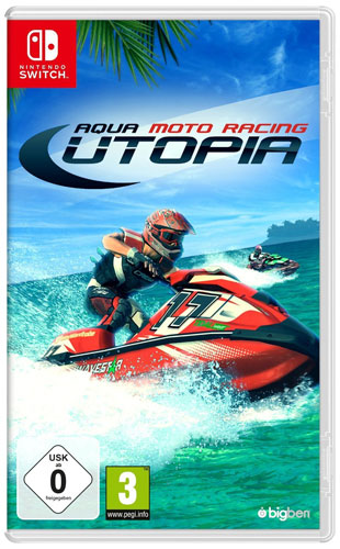 Aqua Moto Racing Utopia  Switch