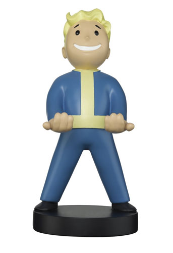 Merc  Cable Guy: Vault Boy 111 Fallout incl 2-3m Ladekabel