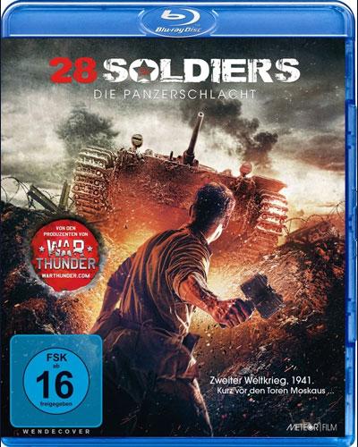 28 Soldiers - Die Panzerschlacht BR
