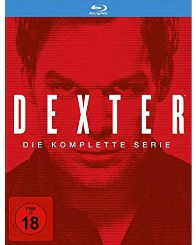 Dexter - komplette Serie BR