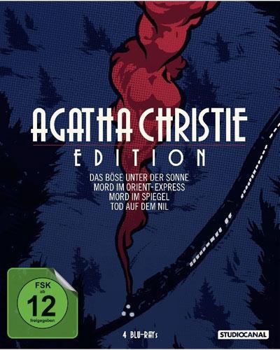 Agatha Christie Edition BR
