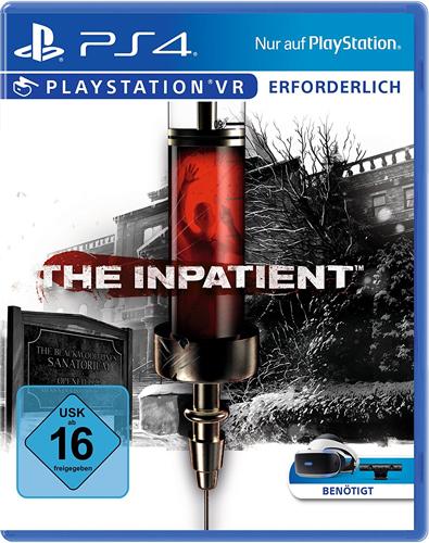 VR Inpatient  PS-4 VR wird benötigt