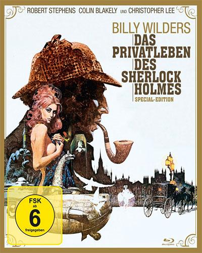 Privatleben des Sherlock Holmes  SE BR