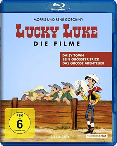 Lucky Luke - Spielfilm Edition BR