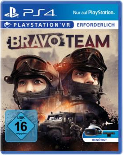 VR Bravo-Team PS-4