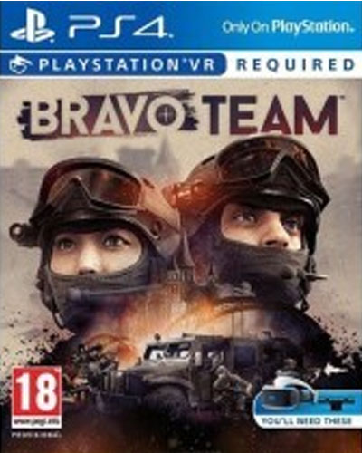 VR Bravo-Team PS-4  AT
