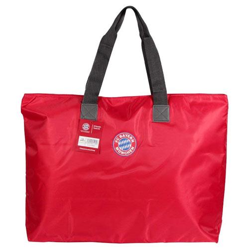 BL Strandtasche Bayern München ca. 62x39x15cm   Polyester