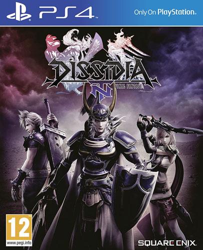 FF  Dissidia NT  PS-4  AT Final Fantasy