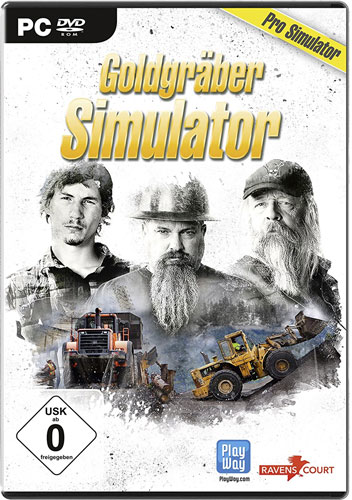 Goldgräber Simulator  PC