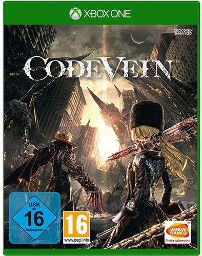 Code Vein  XB-ONE