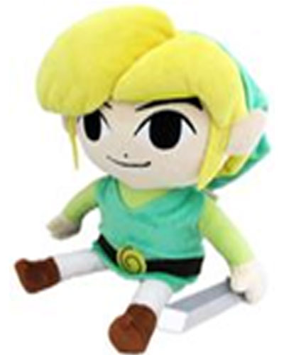 Merc Nintendo  Link plüsch  21cm