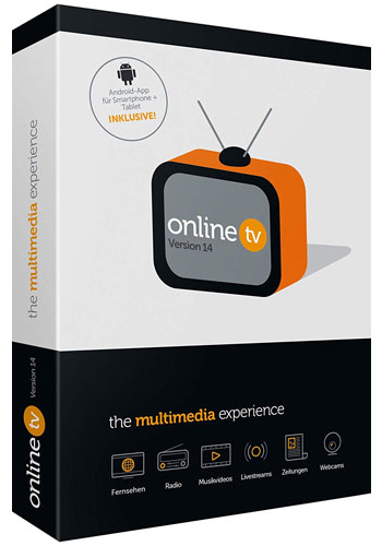 Online TV 14  PC