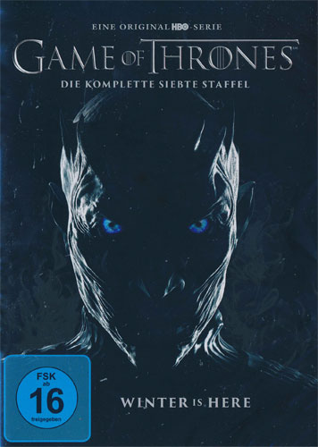 Game of Thrones - kompl. Staffel 7 (DVD) 4Disc (Repack)