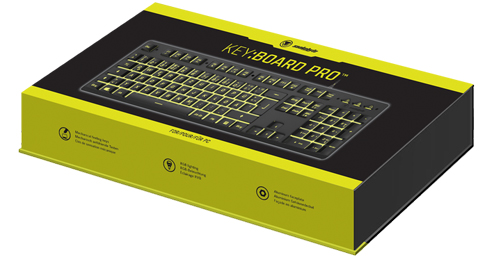 PC Keyboard  Gaming Key:Board Pro