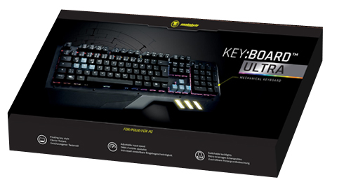 PC Keyboard  Gaming Key:Board Ultra