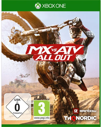 MX vs. ATV All Out  XB-ONE