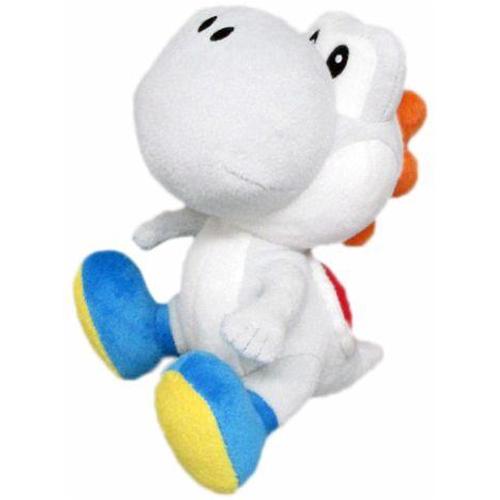 Merc Nintendo  Yoshi plüsch 17cm  weiß