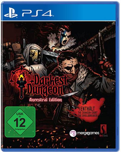 Darkest Dungeon  PS-4  Ancetral Ed.
