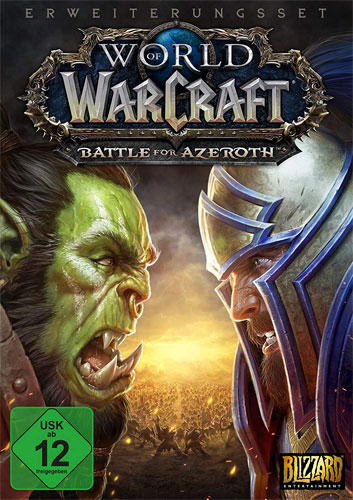WoW  PC  Addon  Battle for Azeroth World of Warcraft