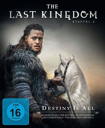 The Last Kingdom - Staffel 2 BR