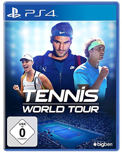 Tennis World Tour  PS-4