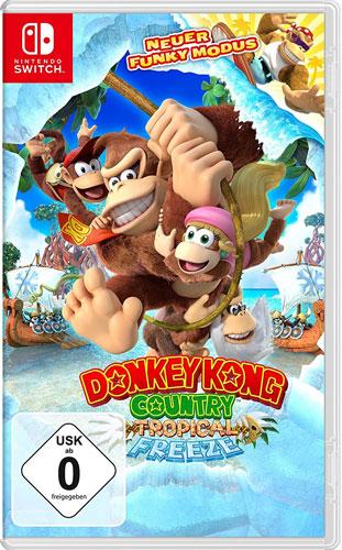 Donkey Kong Country Freeze  Switch