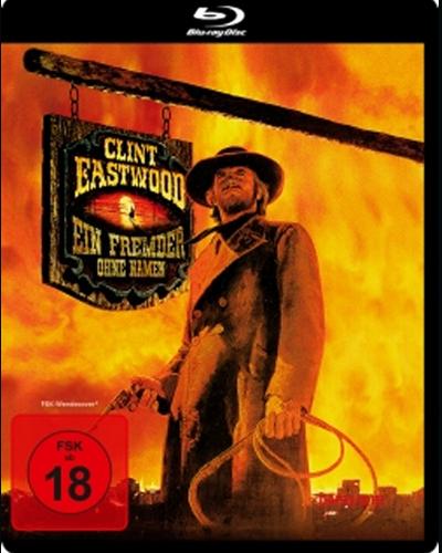 Ein Fremder ohne Namen Uncut Clint Eastwood BR